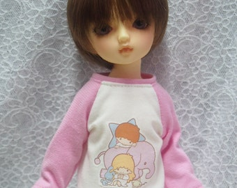 Super Dollfie Yo SD Littlefee Pink Sweater - Twin Stars