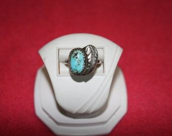 Estate Vintage Jewelry,Sterling Silver Ring