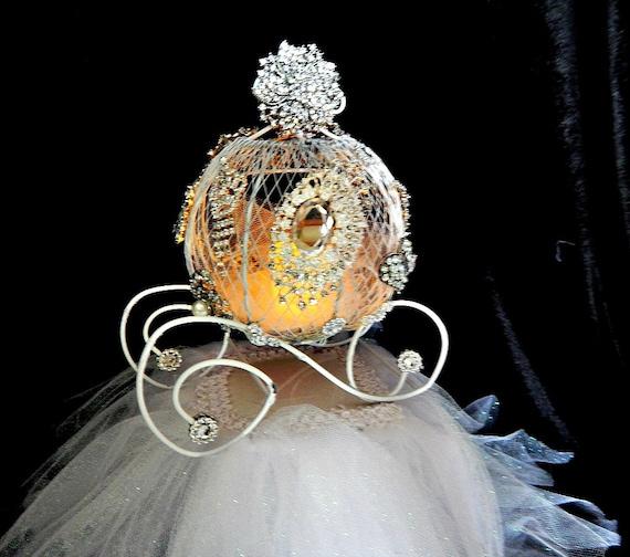 Cinderella Wedding Theme Ideas: Items Similar To Fairy Tale Wedding Cinderella Carriage