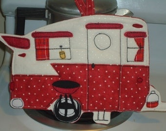 Camper Potholder add on