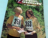 Orienteering Book Your Way with Map and Compass Orienteering Student's Book by John Disley 1973 for scouts hikers outdoor adventurers
