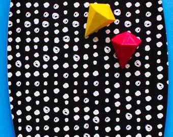 Melamine Platter - Scribble Dots