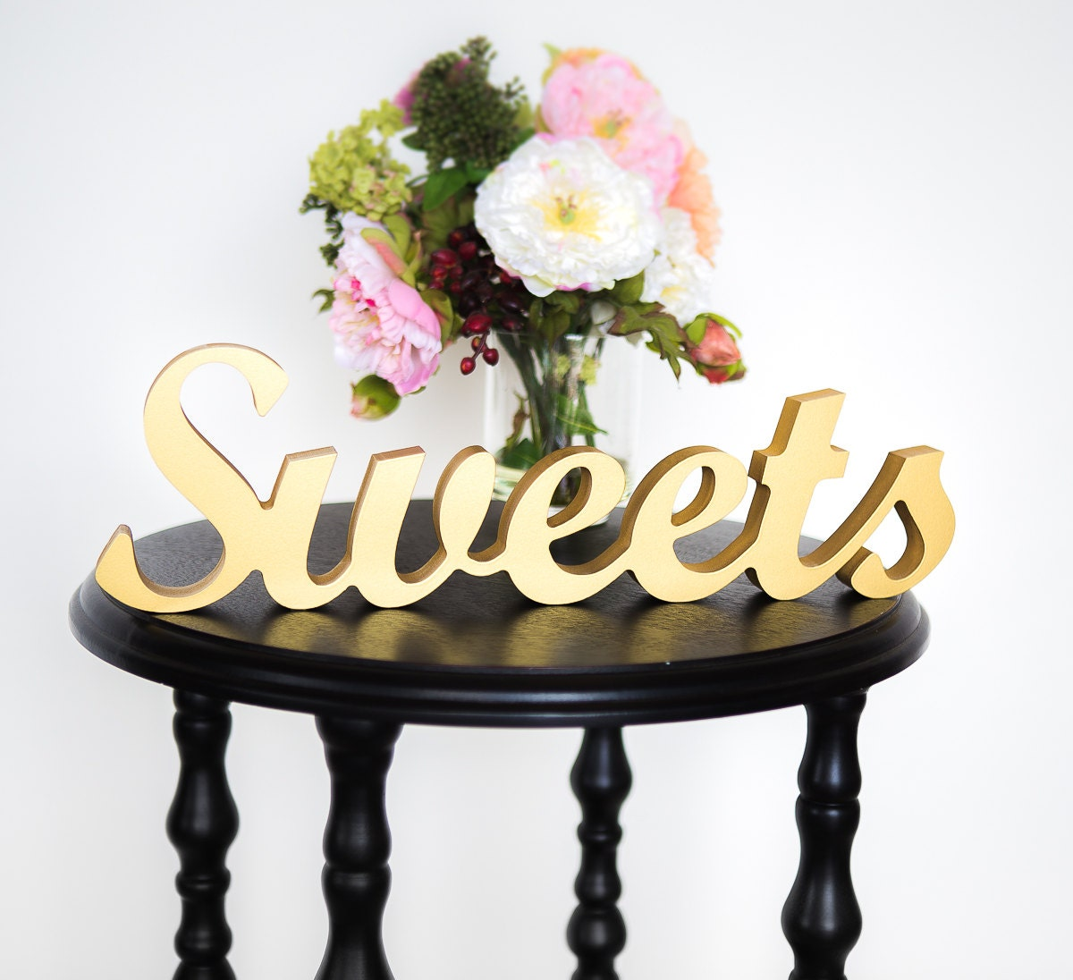 Wedding Dessert Table Sign