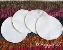 Organic Bamboo Fleece Reusable Nursing Pads