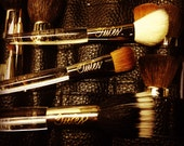 Makeup Artist Brush Personalization - Custom Engraving on metal ferrule of any brush or tool. Custom to you.