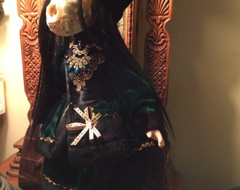 Kindertodt Oddity Doll: Ivana Cherepovich