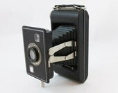 1940s Kodak Jiffy Camera - Compact, CollapsIble Bellows Lens