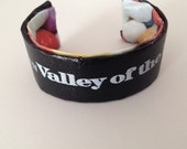 Valley of the Dolls Book Spine Bracelet