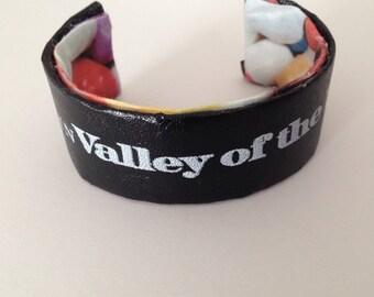 Valley of the Dolls Book Spine Bracelet