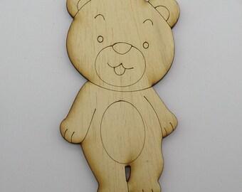 Teddy Bear  - BAP196