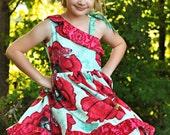 Karmen One Shoulder Dress