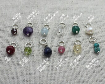 gemstone dangle • alacarte