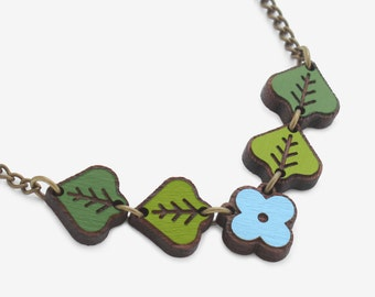 Wild Bunch SkyBlue Necklace