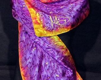 Velvet w/ gold