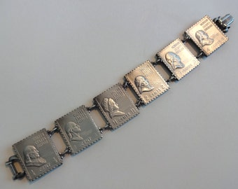 Stamp Collector Dream Bracelet