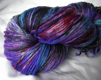Superwash Merino Light Worsted Jumbo Skein 425 Yards - Confetti