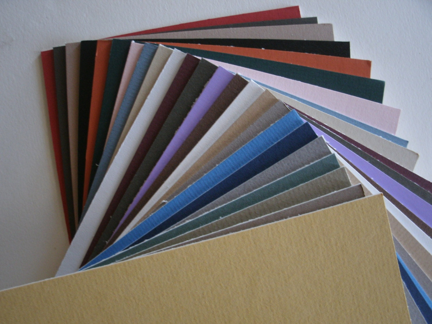 25 5 X 7 Picture Frame Uncut Blank Mat Board Mixed By Matnmore