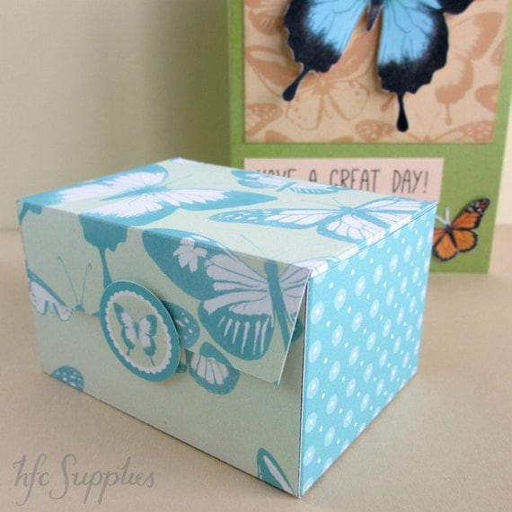 Butterfly Themed Favor Boxes : Butterfly printable gift boxes designs print make
