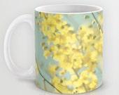 Art Coffee Cup Mug Sunny Blooms 1 fine art photography home decor