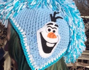 Olaf Mohawk Hat