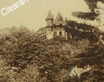 Vintage French Unused Postcard - Saint-Adrien, Brittany, France (Clearance Item)