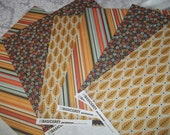 Persimmon Collection 24 6x6 Sheets paper by Basic Grey