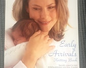 Sirdar Early Arrivals Knitting Book #280 For Prematures Sizes from 10 inches featuring DK and 4 ply baby yarn