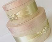 Wedding Card Box - Couture Lace Card Holder Custom Card Box