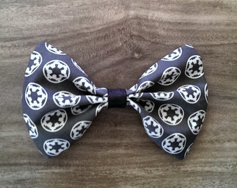 Star Wars Empire Hair Bow Black