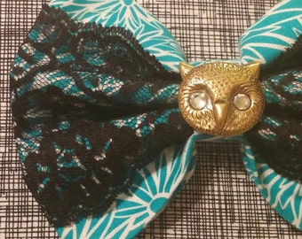 WHITNEY - owl bow