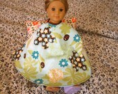Salon Capes for 18 inch Dolls, Choose your Pattern, Ready to Ship