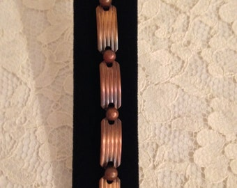 GREAT LOOKING COPPER Bracelet - Very Different