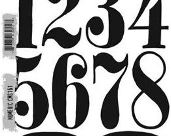 Numeric- Stampers Anonymous