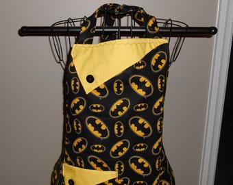Batman Logo Women's Apron