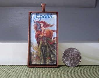 Epona Celtic Goddess of Horses