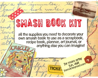 Smash Book Kit