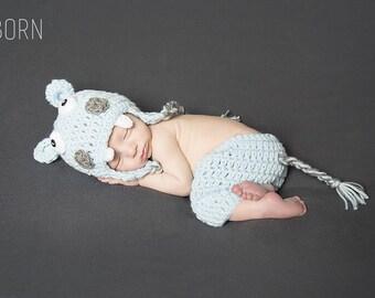 Newborn Hippo Set