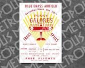Flying Circus Poster - Prop Replica