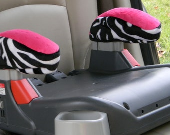 Car Accessory, Replacement Arm Covers, Booster seat arm covers for Graco Turbo or Affix, car accessory, Padded