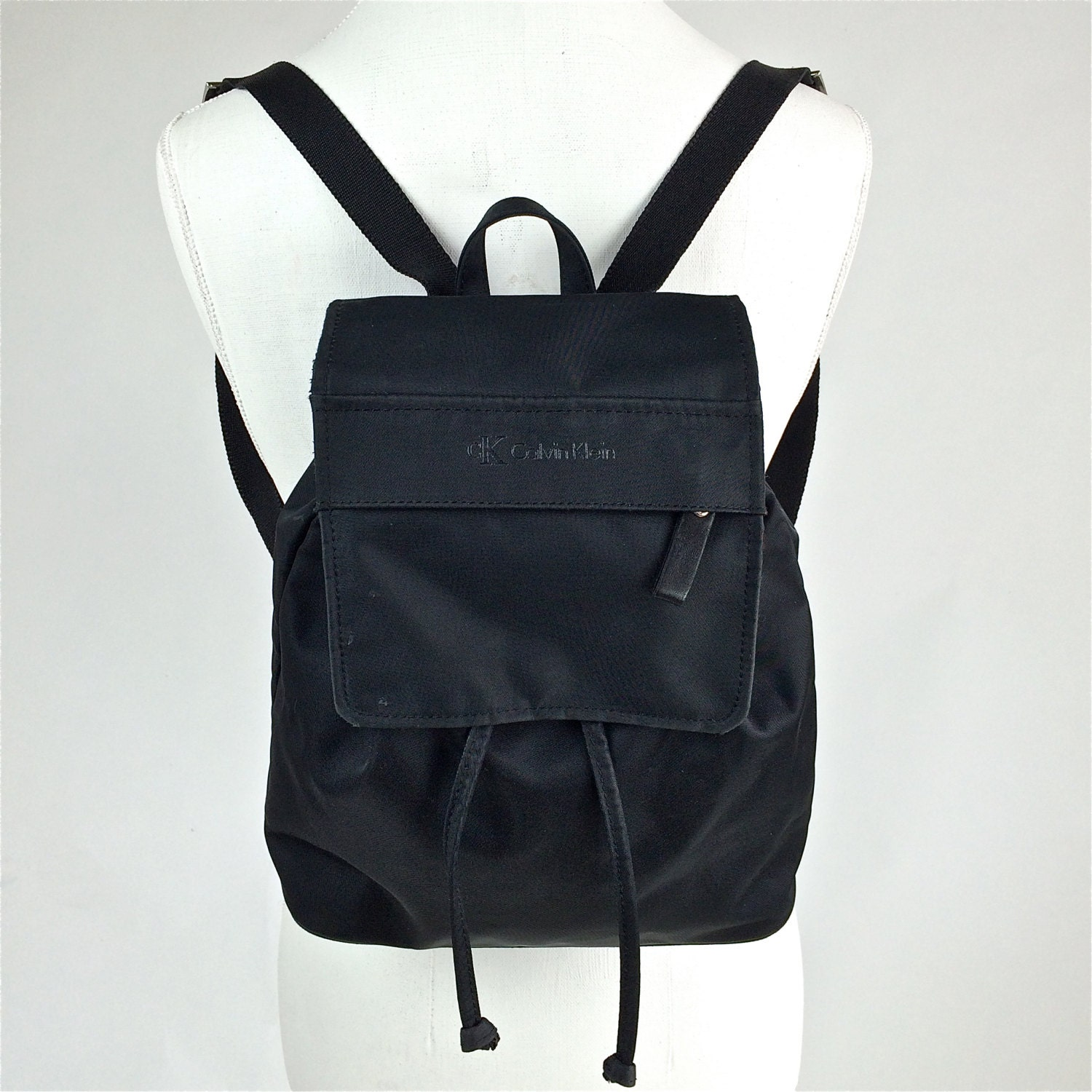 Nylon Mini Backpack 75