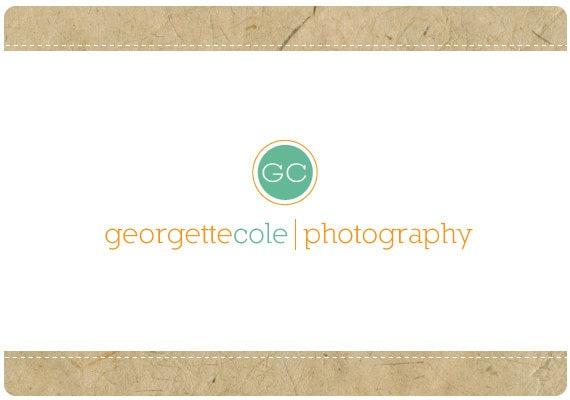PreDesigned PreMade Custom Logo Design - GEORGETTE logo - Business Branding