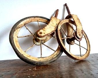 Antique Toy Wheels