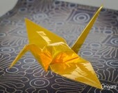 6 inches gold cranes (100 pieces)