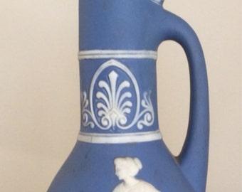 Jasperware wedgewood blue