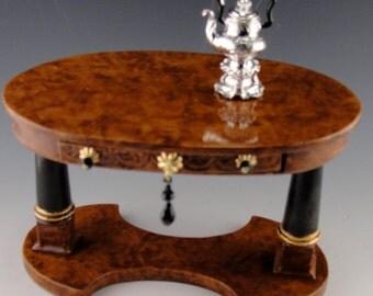Dollhouse Biedermeier Table