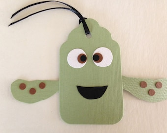 SEA TURTLE Gift Tag/Goody Bag Tag (Set of 10) -- The perfect way to top those goody bags, gifts, tie napkins, etc.!