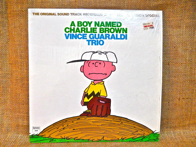 A Boy Named Charlie Brown Original Soundtrack By