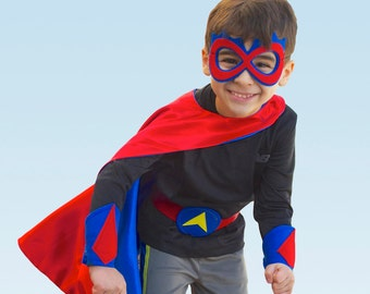 Superhero Cape Set for kids
