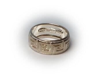 Sterling Silver Ladies Classic Fashion Ring