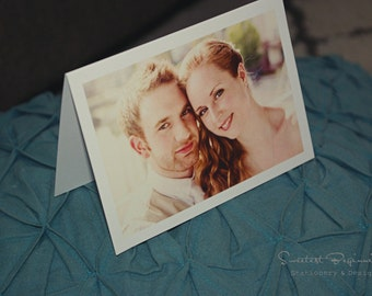 Wedding Thank You Cards, Set of 25